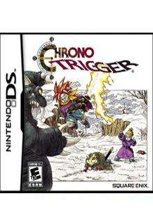 Jeu Chrono trigger sur Nintendo DS