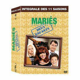 Coffret DVD : Mariés 2 enfants - l'intégrale