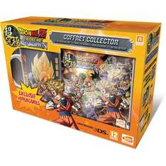 Pack Collector Dragon Ball Z Extreme Butoden sur 3DS