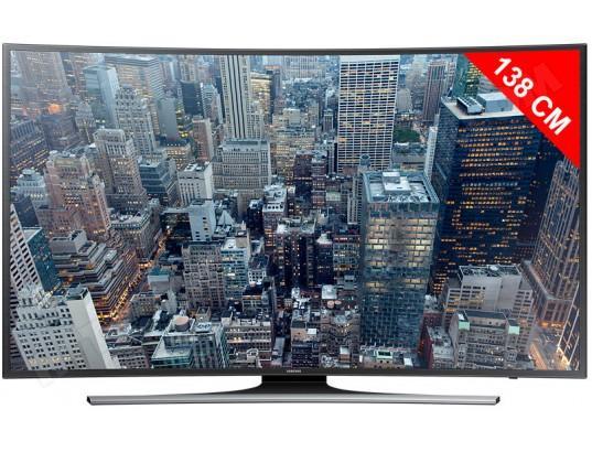 Télévision SAMSUNG - TV LED 4K 138 cm - UE55JU6800 - (dont ODR 150€)
