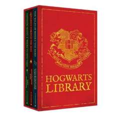 The Hogwarts Library (3 livres VO)