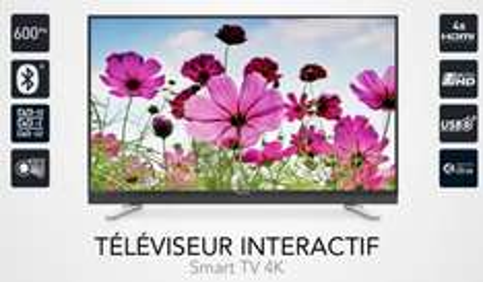 "TV 48"" Grundig - Smart TV, LED, 4K"