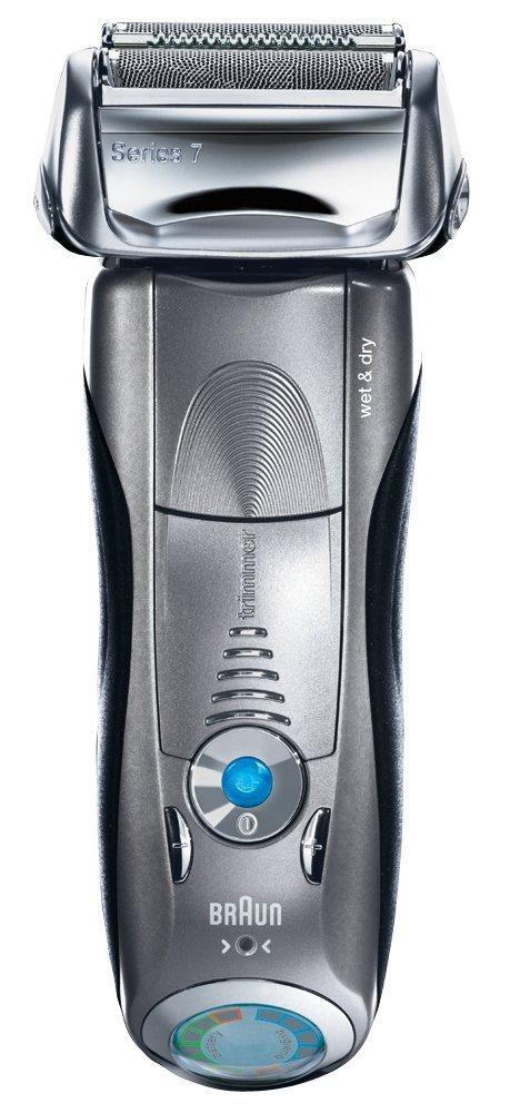 Rasoir électrique à grille Braun Séries 7 799cc-7 Wet & Dry avec Station Clean/Charge