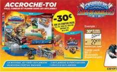 Starter Pack Skylanders SuperChargers sur Wii U / PS4 / Xbox One / Xbox360 / PS3 / 3DS / Wii