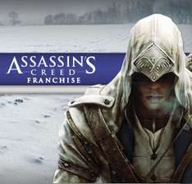 Franchise Assassin's Creed sur PC en promotion,