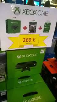 Console Microsoft Xbox One 500 Go + Assassin's Creed Syndicate + Abonnement Xbox Live 3 mois