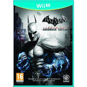Batman Arkham City Edition Armored Wii U