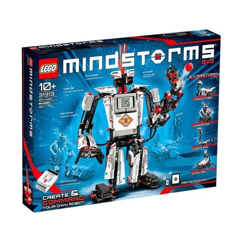 Lego 31313 - Robot Mindstorms EV3 + 160€ en 1 bon d'achat