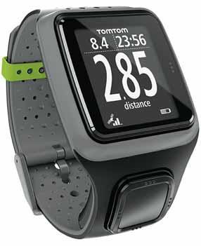 Montre GPS Tom Tom Runner Noir (1RR0.001.06)