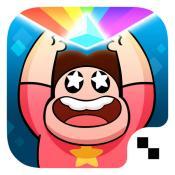 Jeu La menace lumineuse - RPG de Steven Universe gratuit sur iOS (au lieu de 2.99€)