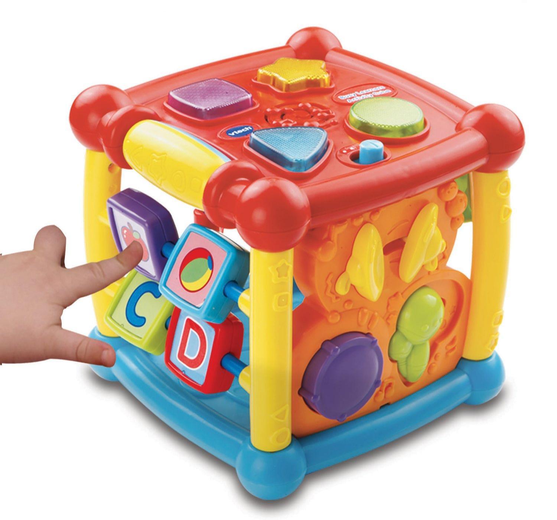 Jouet D'éveil Vtech A1504963 - Baby Cube