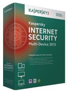 Abonnement à l'antivirus Kaspersky Total Security - Multi-Device