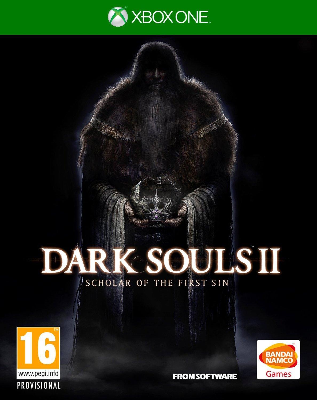 Jeu Dark Souls II: Scholar of the First Sin sur Xbox One