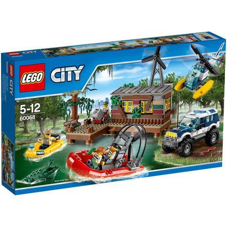 Lego City 60068 La cachette des bandits (avec 20€ sur la carte)