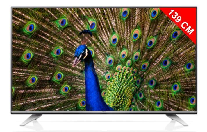 """TV 55"""" LG 55UF772V - 4K Smart TV (ODR de 150€)"""