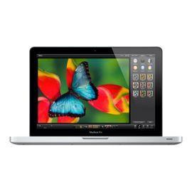 "PC Portable 13.3"" Apple MacBook Pro - LED, i5, RAM 4 Go, HDD 500 Go - Reconditionné"