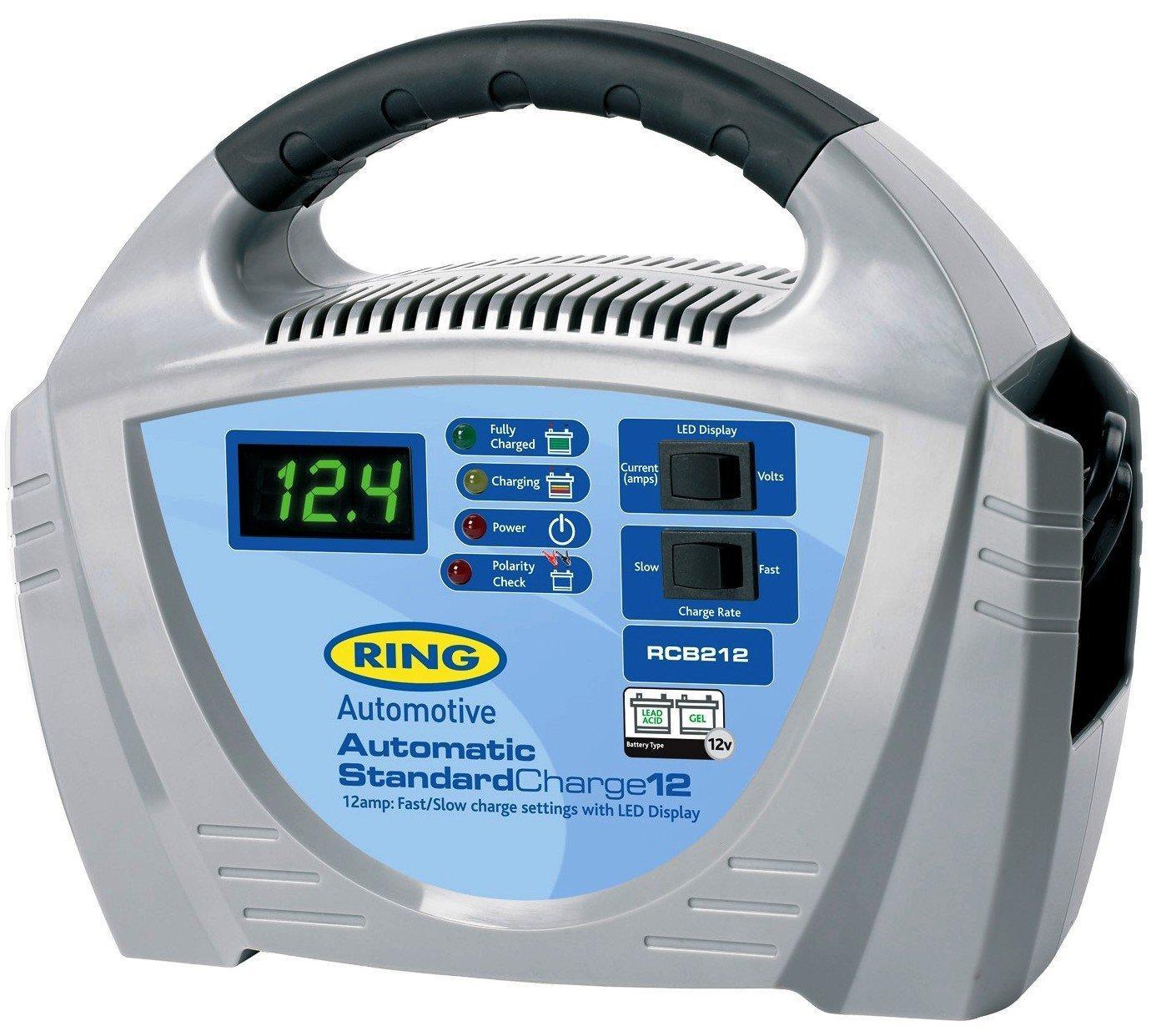 Chargeur de Batterie Ring RECB212  12 Volts