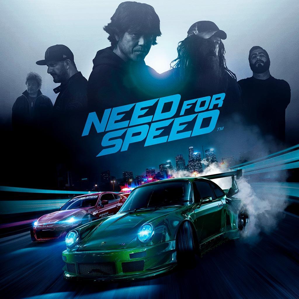 Need For Speed sur PS4 (Dématérialisé)