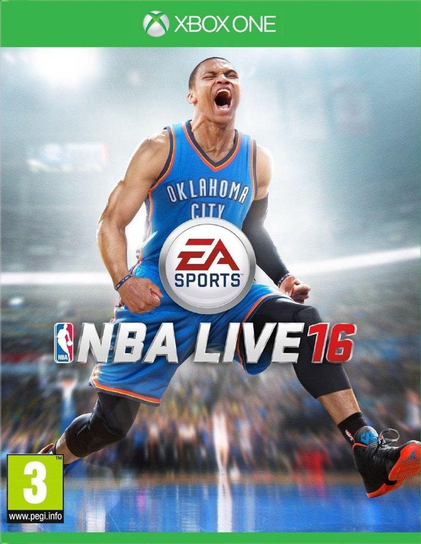 [Membres Gold] NBA Live 16 sur Xbox One (Dématérialisé)