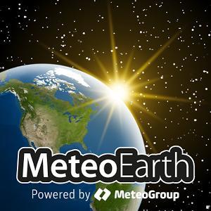 Application MeteoEarth gratuite sur Windows store (au lieu de 3,99€)