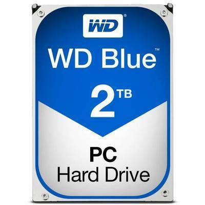 "Disque dur interne 3.5"" Western Digital Blue 2To 64Mo"