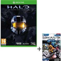Halo : The Master Chief Collection sur Xbox One + Figurine Alpha Series Halo