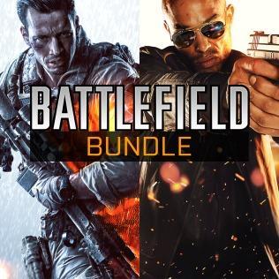 Bundle Battlefield sur PS4 (Hardline + Battlefield 4)