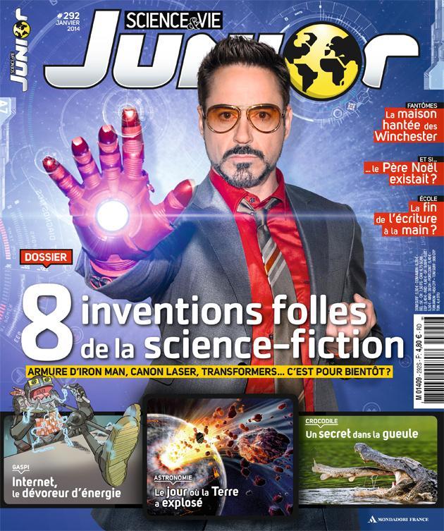 Sélection d'abonnements magazines  en promo - Ex: Science & Vie Junior à 28€ au lieu de 53.