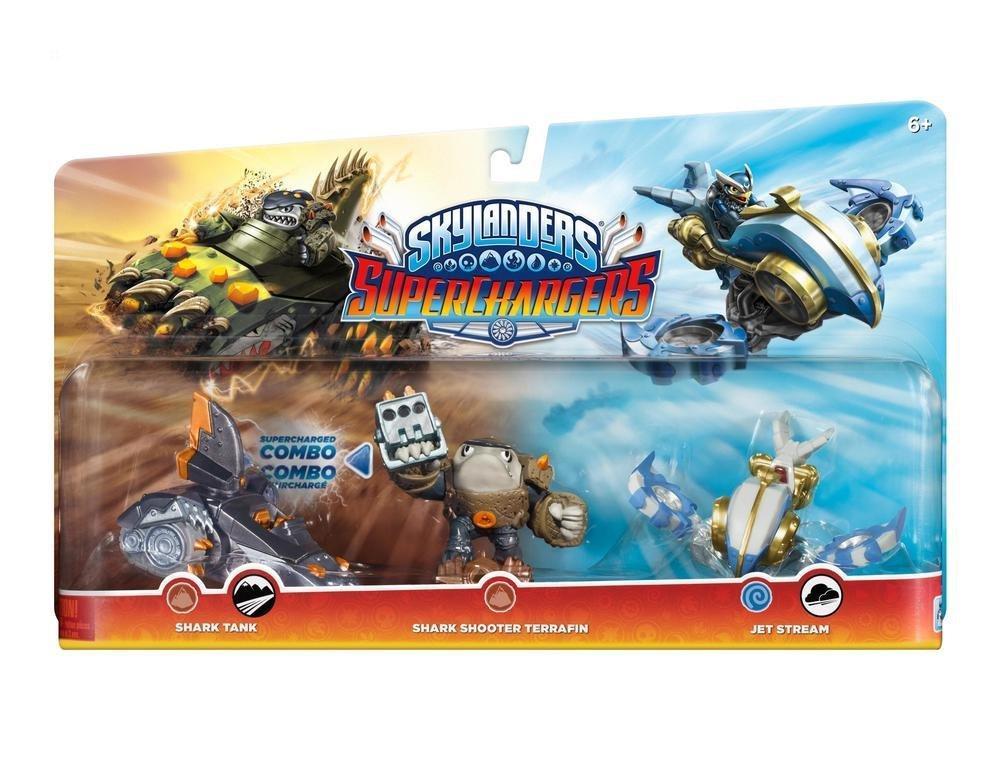Pack Figurines Skylanders Superchargers - Vague 2