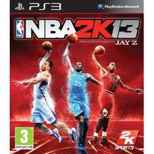 NBA 2K13 PS3 et XBOX 360