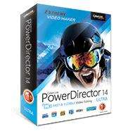 Logiciel de Montage Vidéo avec PowerDirector 14 Ultra
