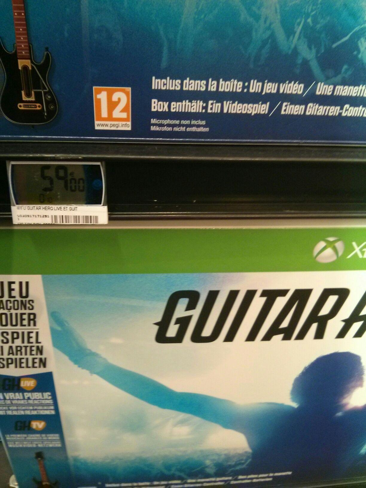 Guitar Hero Live sur toutes les consoles