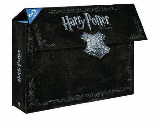 Coffret Blu-ray Harry Potter - Intégrale 8 films + 3 Bonus
