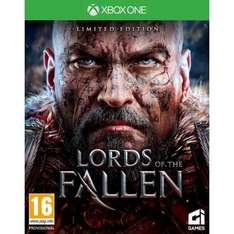 Lords of the Fallen - Edition limitée sur Xbox One