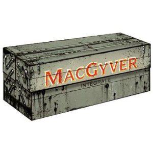 Macgyver : l'intégrale - coffret 38 DVD - Edition limitée