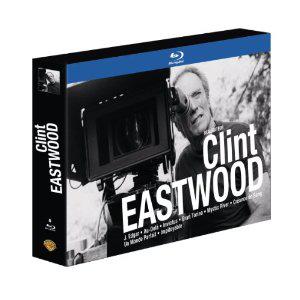 Coffret 8 Blu-ray Clint Eastwood Realisateur VF (en DVD à 28,58€)