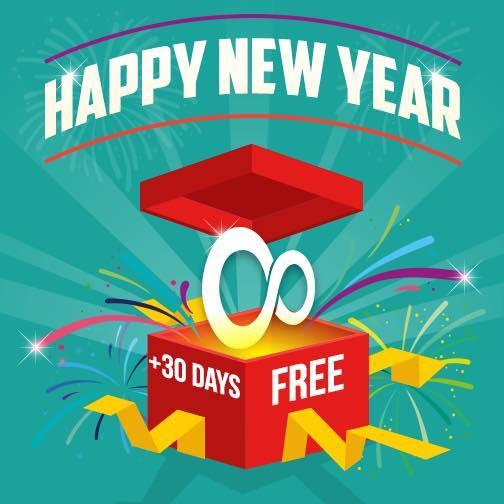 30 jours Gratuit à votre abonnement VPN