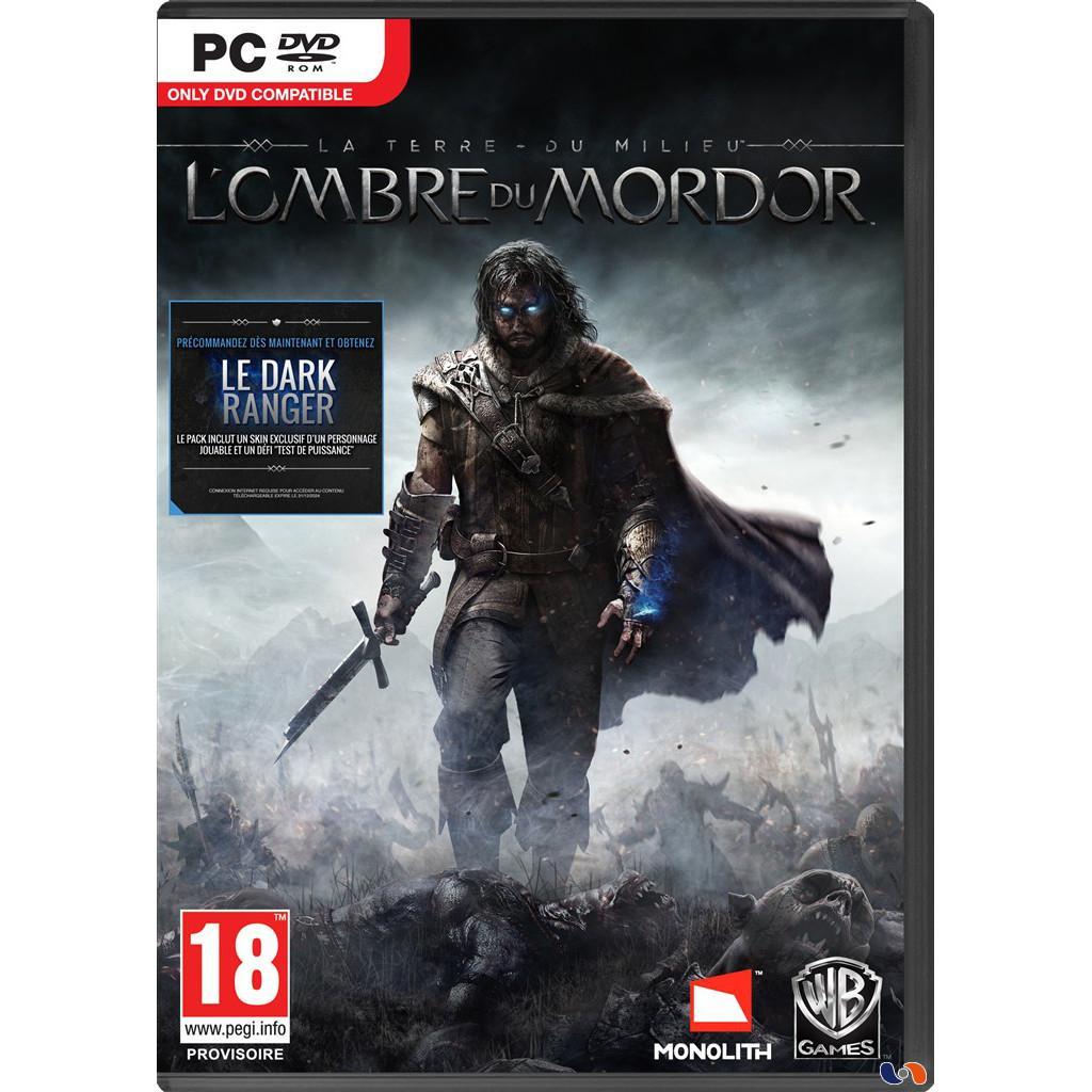 La Terre du Milieu : L'Ombre du Mordor GOTY sur PC (Steam)