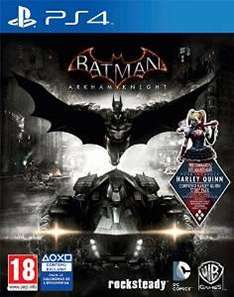 Batman Arkham Knight PS4 / Xbox one