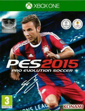 PES 2015 pour Xbox One