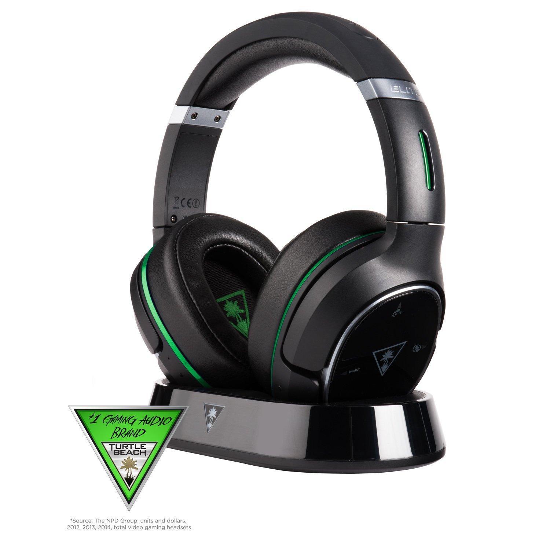 Micro-casque sans fil Turtle Beach Elite 800x pour Xbox One