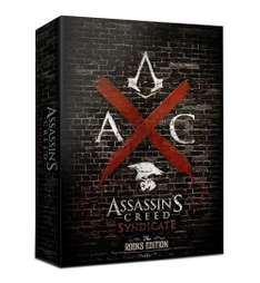 Jeu Assassin's Creed Syndicate sur PS4 - Edition Ccollector The Rooks