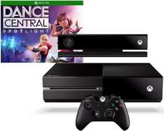 Console Xbox One + Kinect + Dance Central Spotlight