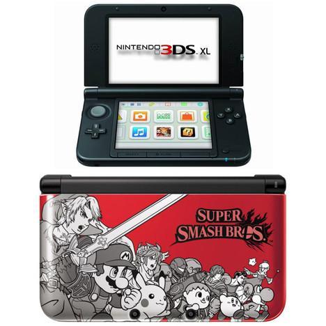 Console Nintendo 3DS XL Super Smash Bros