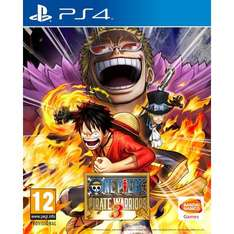 One Piece : Pirate Warriors 3  sur  PS4