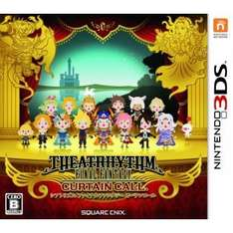 Theatrhythm Final Fantasy : Curtain Call sur Nintendo 3DS