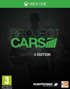 Jeu Project Cars sur Xbox One - Edition Limité