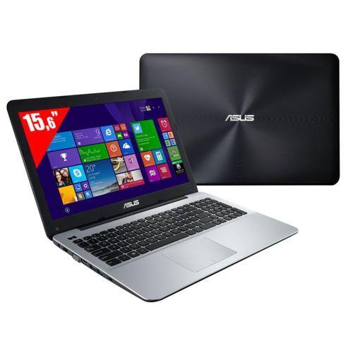 "PC Portable 15.65"" Asus R511la-xx1593h (Intel Core i3-5005U, 500Go HDD + 128Go SSD, 4Go RAM)"