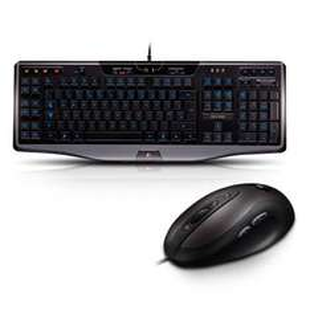 Ensemble clavier Logitech G110 Keyboard + Souris G400 Optical Gaming Mouse
