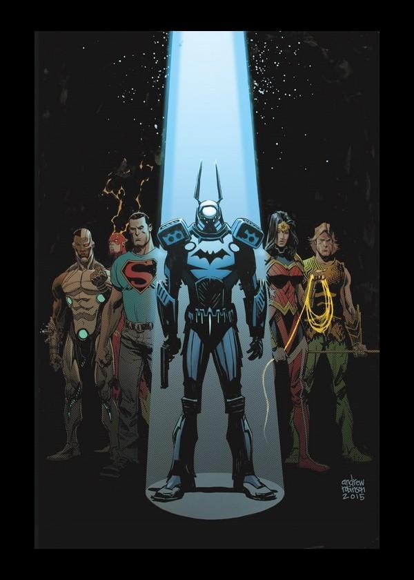 Sélection de Comics VO récents en promo - Ex : Detective Comics 45